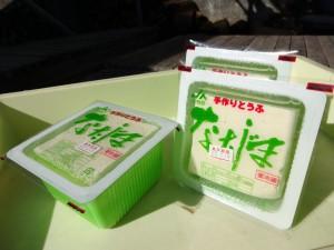 名田島豆腐